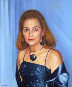portret_marii_lbik_autorstwa_wojtyry