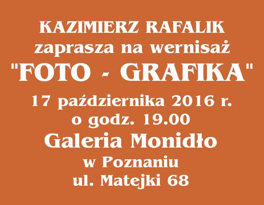 Kazimierz Rafalik w Monidle