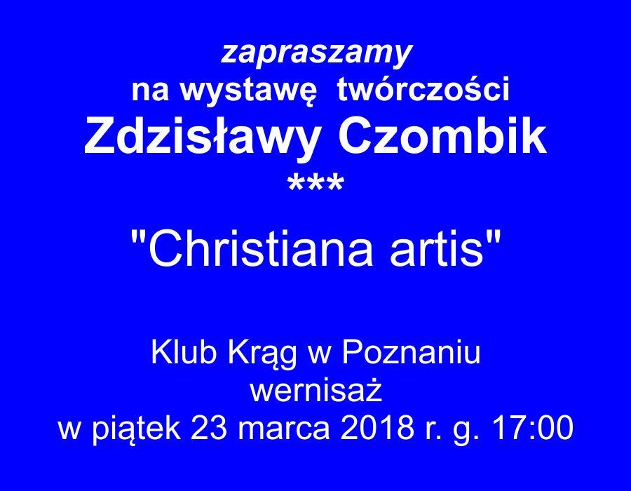 Zdzisława Czombik 2018